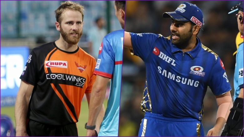 SRH vs MI Head-to-Head Record: Ahead of IPL 2019 Clash, Here Are Match Results of Last 5 Sunrisers Hyderabad vs Mumbai Indians Encounters!