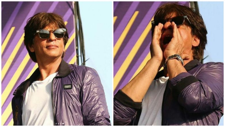 IPL 2019: KKR May Have Lost to CSK Today, But We Were Cheering for Shah Rukh Khan's Eden Gardens Look - View Pics!
