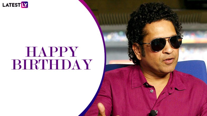 Sachin Tendulkar Birthday Special: 10 Memorable Quotes on the Master Blaster by Legends of the Game