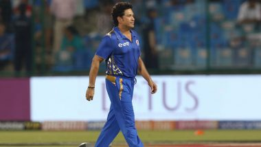 Sachin Tendulkar Explains Mumbai Indians Mentor Role to BCCI Ombudsman DK Jain Over Conflict of Interest Row