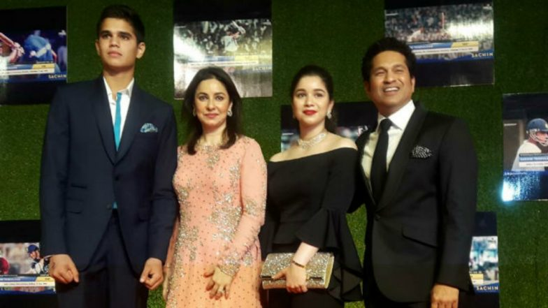 Sachin Tendulkar Is Excited for Mumbai Elections 2019 on April 29 As Sara and Arjun Tendulkar Will Vote for the First Time! Watch Video