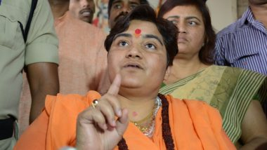 Pragya Singh Thakur Nominated to Parliamentary Panel of Defence; Here's Why Appointment of Controversial BJP MP Raises Eyebrows