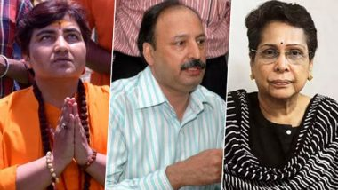 Sadhvi Pragya Thakur's Comments on Martyr Hemant Karkare 'Unwarranted and Atrocious', Says Former Public Prosecutor in Malegaon Blast Case