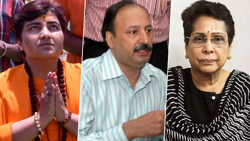 Sadhvi Pragya Thakur's Comments on Martyr Hemant Karkare 'Unwarranted and Atrocious', Says Former Public Prosecutor in Malegaon Blast Case