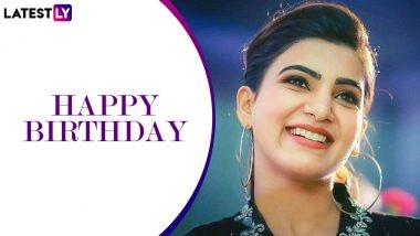 Samantha Akkineni Birthday: 5 Reasons Why Naga Chaitanya's Wife Is at Top of Her Game in South Indian Cinema