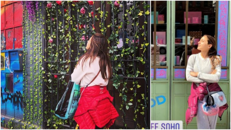 Sara Ali Khan's Pretty NYC Pictures Will Make You Crave For a Vacation Right Away!