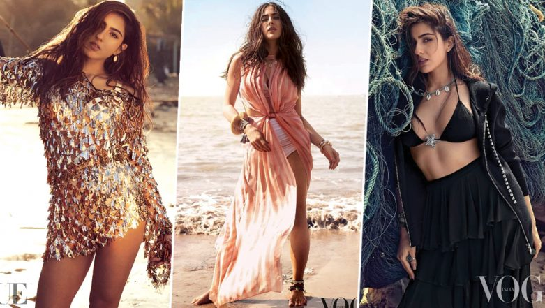 Sara Ali Khan's Sultry Inside Pictures For Vogue Photo-Shoot Might Set Your Instagram Feed On Fire