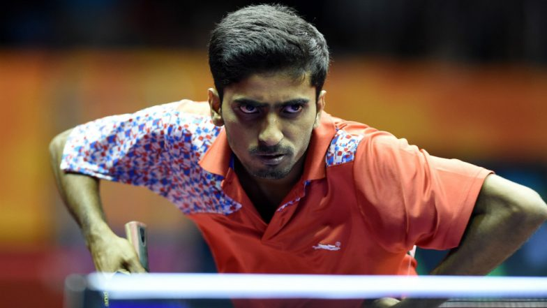 Sathiyan Gnanasekaran Aims To Be in Top 15 By End of 2019