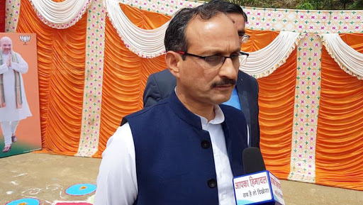 EC Issues Notice Against Himachal Pradesh BJP Chief Satpal Singh Satti For 'Chopping Hands' Remarks