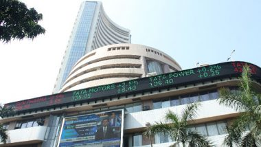 Sensex Falls Over 300 Points in Early Trade on COVID-19 Worries; Nifty Drops Below 11,200