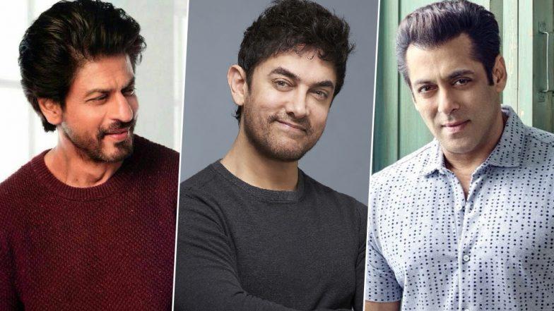 Is Bollywood's Terrific Trio – Shah Rukh Khan, Aamir Khan and Salman Khan – Coming Together for a Film?
