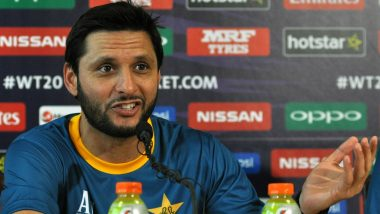Shahid Afridi Says 'I Don't Shy Away From Voicing My Opinion, Even if it Involves India'