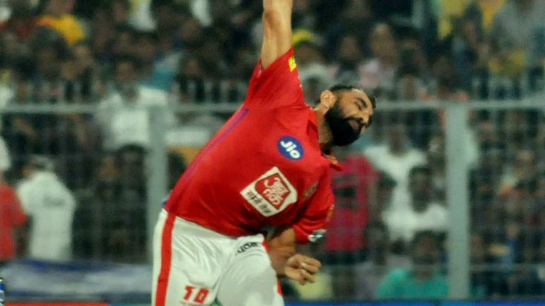 Mohammed Shami Expressed His Gratitude on Being Selected in India Squad for ICC World Cup 2019 Ahead of KXIP vs RR Match IPL 2019 (Watch Video)