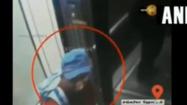 Sri Lanka Blasts: Suspected Suicide Bomber Caught on Camera Entering Shangri-La Hotel, Watch Video