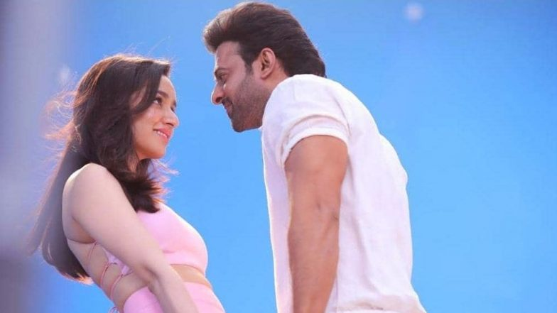 Prabhas-Shraddha Kapoor's Leaked Pic From Saaho Is Driving Netizens Bonkers!