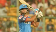 Shreyas Iyer Prepares for IPL 2020, Fires Warning to Delhi Capitals' Opponents by Playing a Smashing Shot (Watch Video)