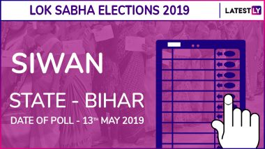 Siwan Lok Sabha Constituency Election Results 2019 in Bihar: Kavita Singh of JD(U) Wins This Seat