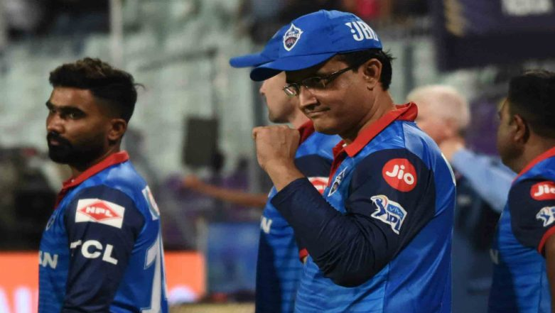 VIVO IPL 2019: MS Dhoni is Human, Competitiveness is Remarkable, Says Sourav Ganguly