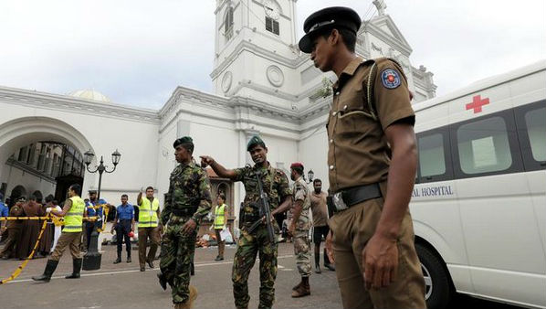 Sri Lanka Blasts Were 'Retaliation for Christchurch' Terror Attacks in New Zealand: Deputy Defence Minister Ruwan Wijewardene