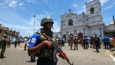 Sri Lanka Blasts: Nine Pakistani Nationals Arrested in Connection With Suicide Bombings