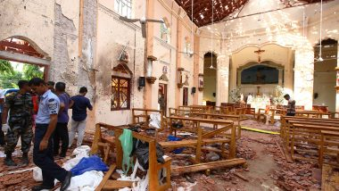 Sri Lanka Bombings: Indian Intelligence Finds Suspected Terrorist Visited India Twice in 2017