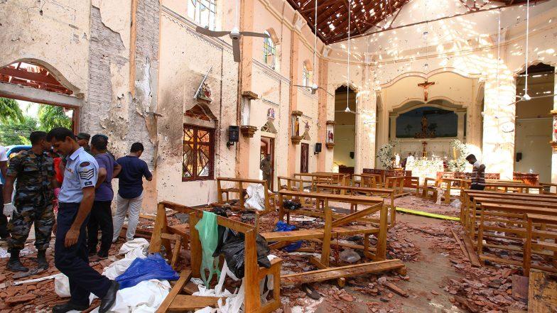 Sri Lanka Blasts: SL President Maithripala Sirisena to Declare Emergency From Midnight