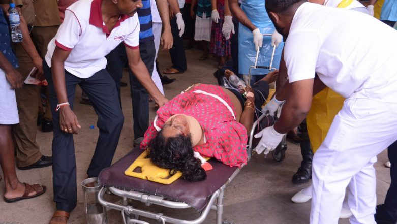 Sri Lankan Blast: Government Blames Muslim Group for Easter Bombings that Killed 290