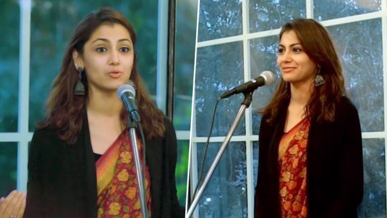 Sriti Jha aka Pragya of Kumkum Bhagya Is Winning Hearts With Her Latest Poem About Dilemma to Like or to Love – Watch Video