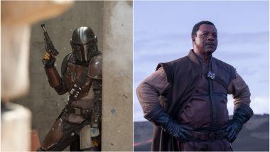 The Mandalorian: First Look Pictures from Disney's Live-Action Star Wars Series Starring Game of Thrones Star Pedro Pascal Revealed