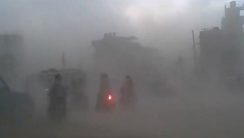 Massive Storm Lashes Nepal, 25 Killed, 400 Injured