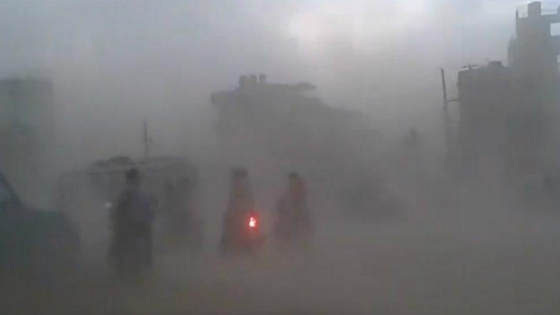 Massive Storm Lashes Nepal, 25 Killed, 400 Injured