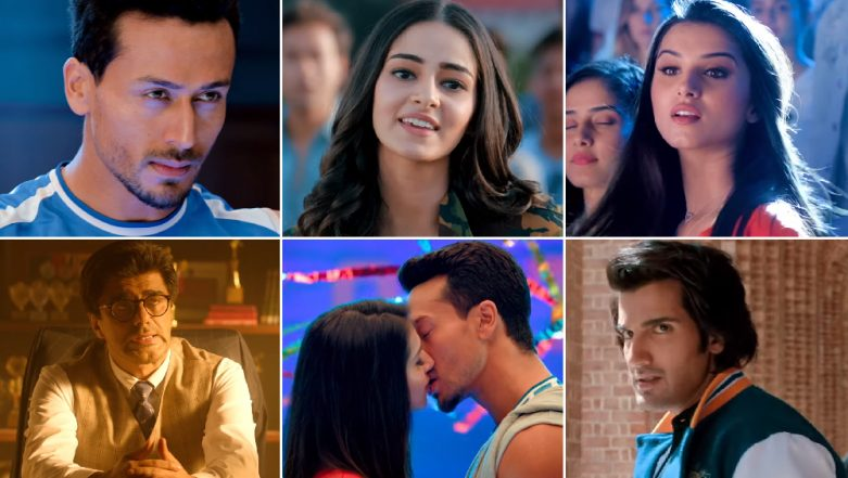 Student of the Year 2 Trailer: Tiger Shroff, Ananya Panday and Tara Sutaria Starrer Is a Total Repeat of SOTY With a New Cast (Watch Video)