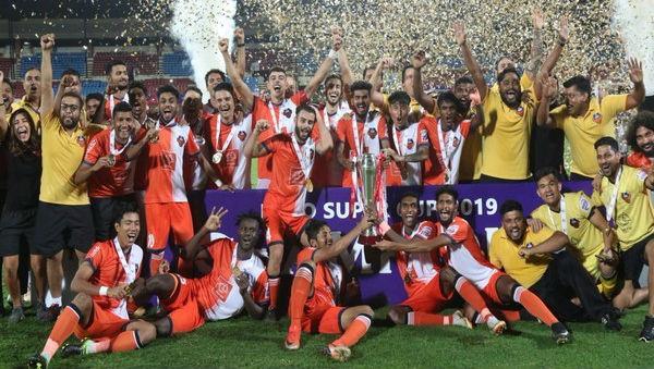 Super Cup 2019 Final: FC Goa Beats Chennaiyin FC 2 - 1, Clinches Title
