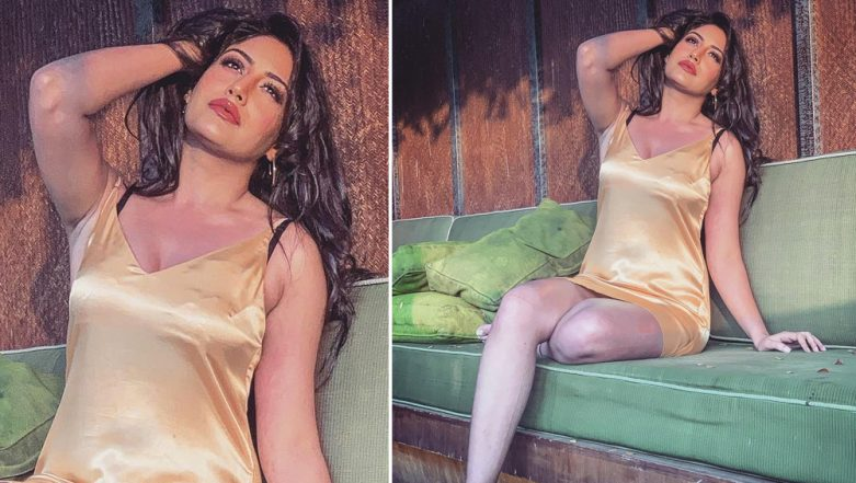 Surbhi Chandna Perfectly Shows How to Beat the Summer Heat With Her Sensuous Look in This Latest Picture