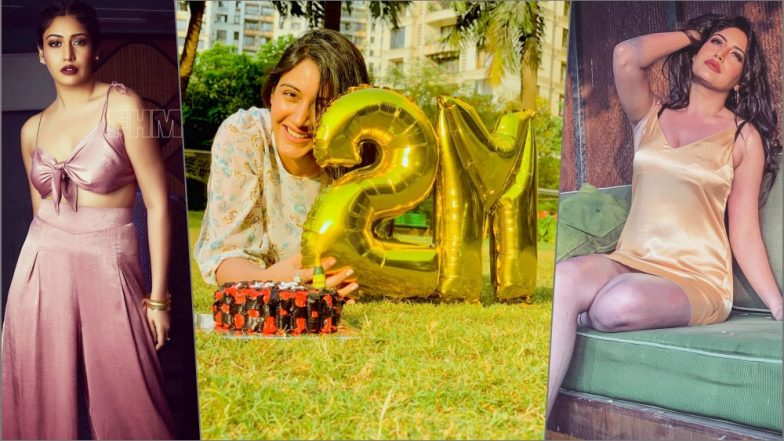 Surbhi Chandna Celebrates 2 Million Followers on Instagram! Check Out Ishqbaaz Actress' Hottest Insta Posts
