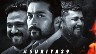 Suriya Collaborates With Viswasam Director Siva for 'Suriya 39' and It is Huge!