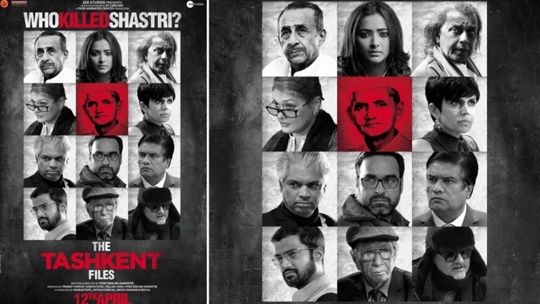 The Tashkent Files Box Office Collection: Naseeruddin Shah and Mithun Chakraborty Starrer Trending Well in Week 2, Rakes in Rs 7.27 Crore