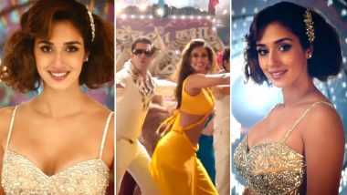 Bharat Trailer: Disha Patani Looks Stunning in Helen-Inspired Costumes From the '60s in Salman Khan's Film (View Pics)