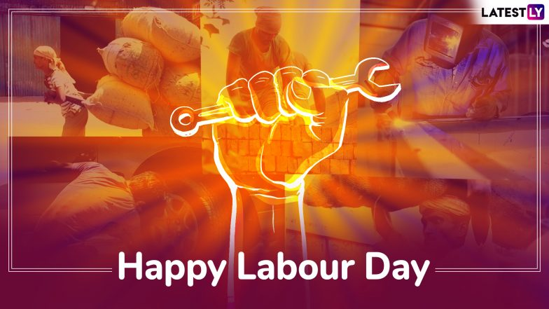Labour Day 2019 Wishes: Best Quotes, WhatsApp Messages, GIF Greetings to Commemorate Struggle, Dedication and Commitment of The Proletariat Class