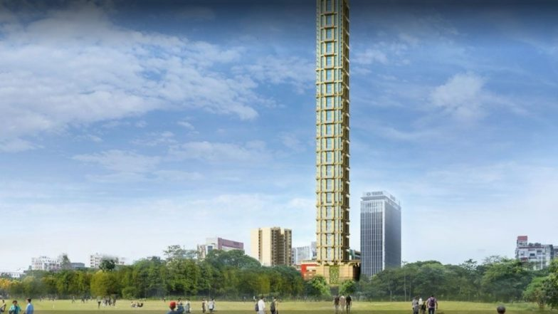 'The 42' Kolkata High-Rise Becomes Tallest Building in India With 268m Height