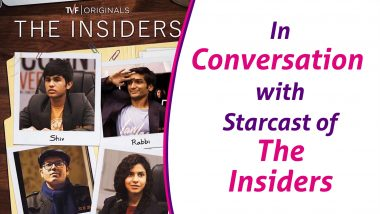 The Insiders Starcast Interview: Are Our Teens Troubled by Technology?