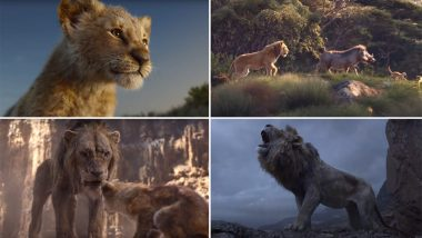 The Lion King Box Office Collection Day 3: Disney's Latest Offering Rakes in Rs 54.75 Crore, Becomes the Second Hollywood Film This Year To Surpass the Rs 50 Crore Mark in the Opening Weekend