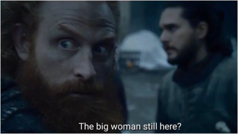 Game Of Thrones Season 8 Episode 2: Tormund's Horny Stares and 'Milk Drinking' Memes Leave GOT Fans in Splits