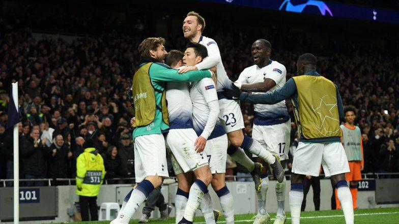 Tottenham Hotspur Stuns Manchester City to Reach UEFA Champions League 2018-19 Semis