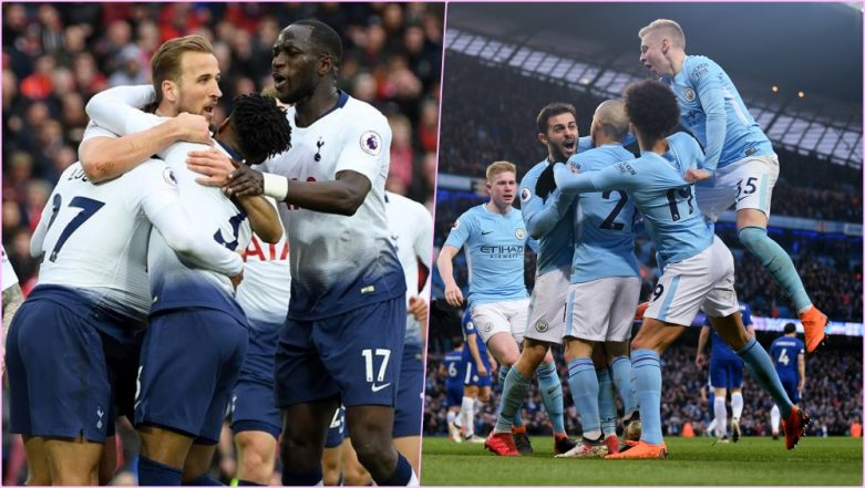 Tottenham Hotspurs vs Manchester City, Champions League Quarter-Final Live Streaming Online: How to Get UEFA CL 2018–19 Leg 1 Match Live Telecast on TV & Free Football Score Updates in Indian Time?