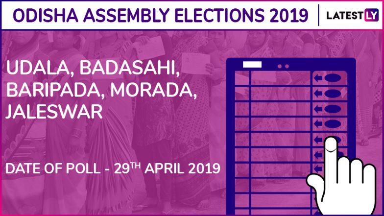 Udala, Badasahi, Baripada, Morada, Jaleswar Assembly Elections 2019: Candidates, Poll Dates, Results Of Odisha Vidhan Sabha Seats
