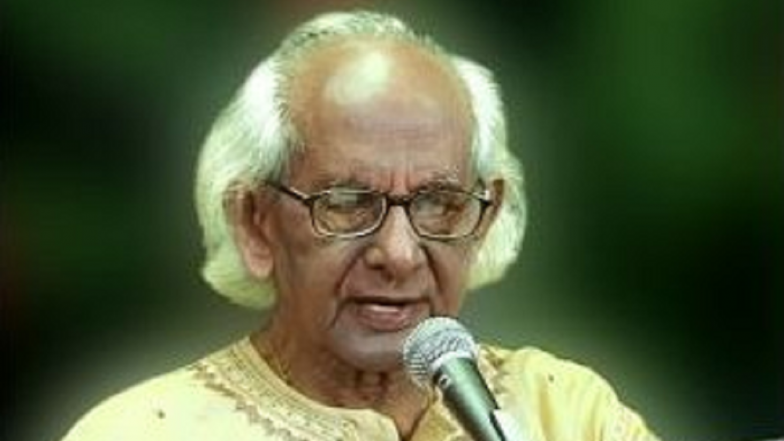 Legendary Bengali Folk Singer Amar Paul Dies at 96 Due to Haemorrhage