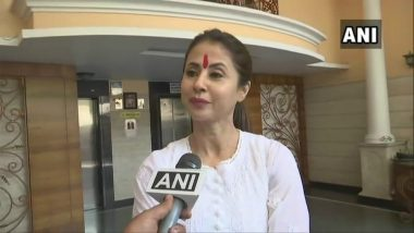 Urmila Matondkar Files Complaint with EC Alleging Mismatch in Signatures on EVM Form