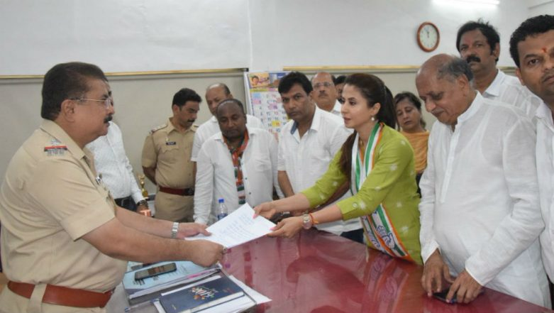 Urmila Matondkar Alleges Threat to Life After Scuffle Between Congress And BJP Workers