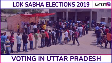 Uttar Pradesh Lok Sabha Elections 2019: Phase 2 Voting Ends, 58.12 Percent Voting Registered